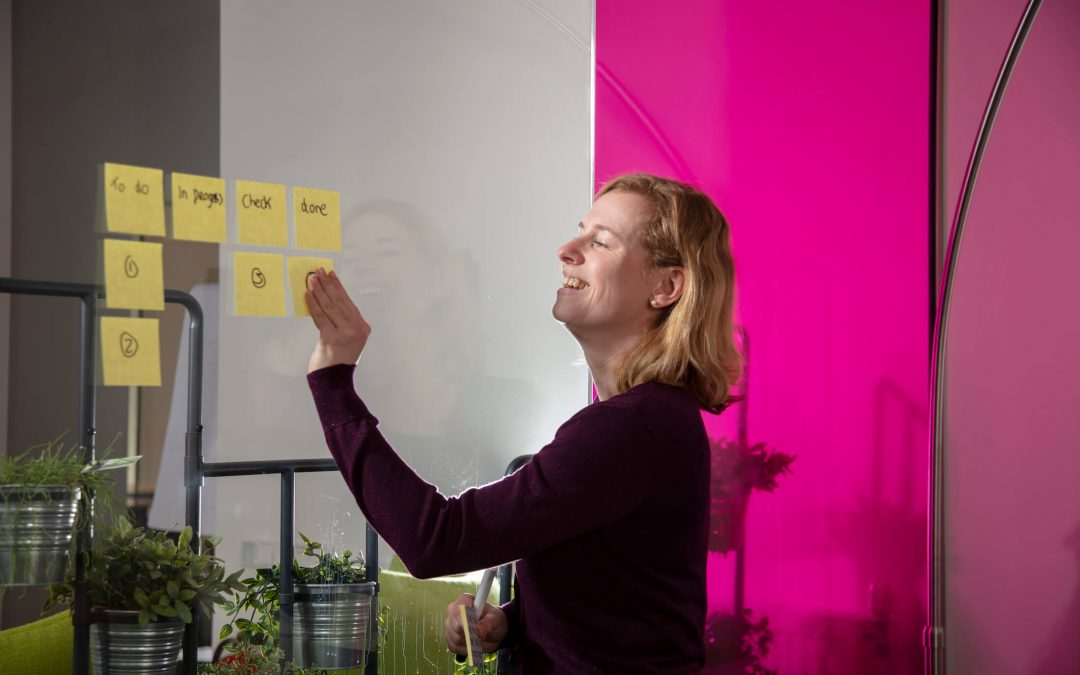 """Content marketer Marijke: """"Working with like-minded people and task diversity makes my job cool"""""""